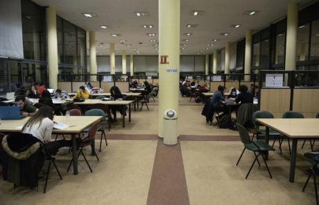 ΑΠΘ: Ξεκίνησε η 24ωρη λειτουργία του φοιτητικού αναγνωστηρίου